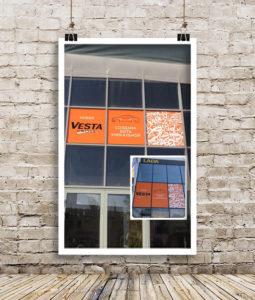широкоформатная печать, самоклеющаяся пленка, баннеры, оклейка фасадов, витрин, стекол